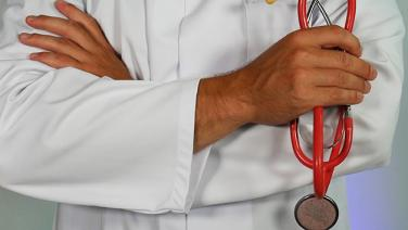 Health Policy Image  - Doctor with Stethoscope